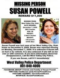 susan powell husband josh powell kills himself and his 2 sons 5 and 7 ...